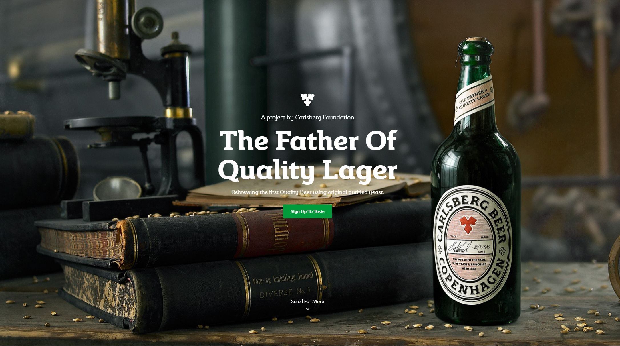 Rebrewing the Father of Quality Lager | Carlsbergfondet